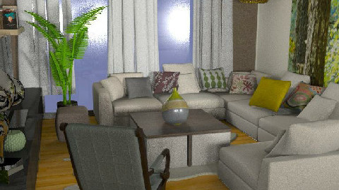 MB living/dining room 003 L - Dining Room - by imnium