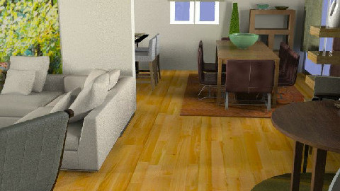 MB living/dining room 003 1 - Dining Room - by imnium