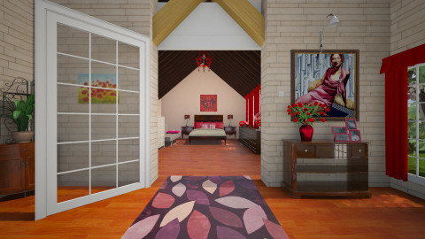 going - Bedroom - by Colomba Wimble