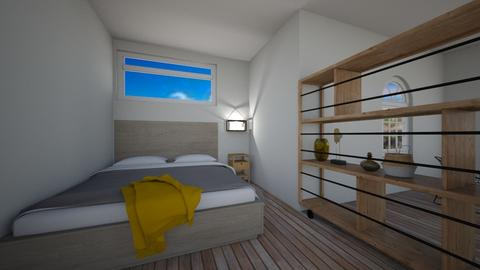 holiday studio 2 - Bedroom - by oriane dfn