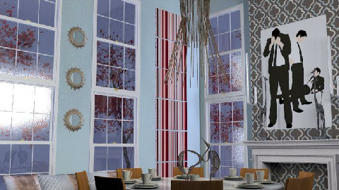 Urban Estate Dining Room - Dining Room - by Osiam