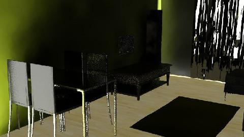 salon 3 - Dining Room - by izfair