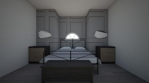 art 9 - Modern - Bedroom - by Slow as a Sloth