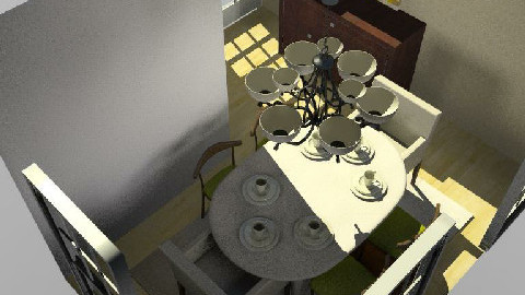 second dining room - Dining Room - by michaelajuly