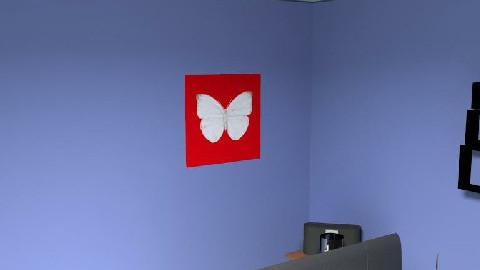 Retro Room - Retro - Bedroom - by Escenastyle