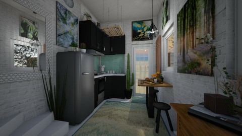 Beach Front Tiny Home - by Jodie Scalf