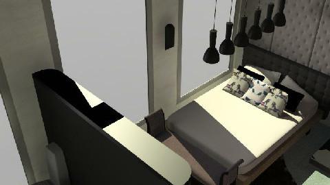 Rustic woodwork - Rustic - Bedroom - by jpayne