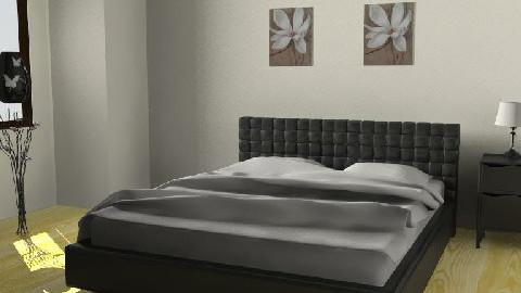 bedroom - Bedroom - by laura1996