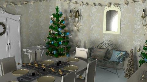 noel - Dining Room - by FRANKHAM
