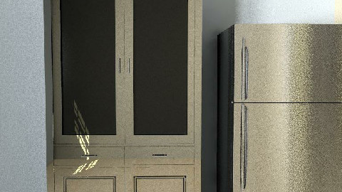 casa plano 1 - Dining Room - by Moraes