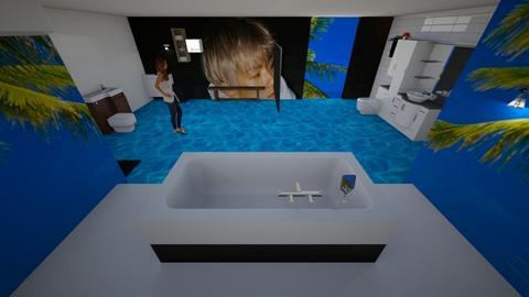 sosu - Bathroom - by sosu