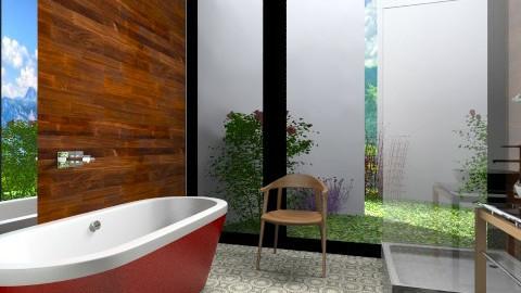 Carscion Bath - Modern - Bathroom - by 3rdfloor