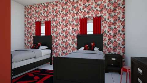 NEW BEDROOM - Modern - Bedroom - by Omotara Adebayo