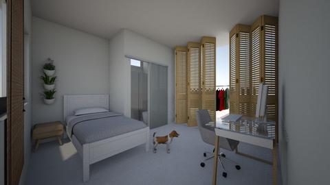 BR1 - Bedroom - by majocosain