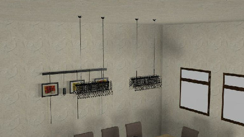 samahir - Dining Room - by samahir