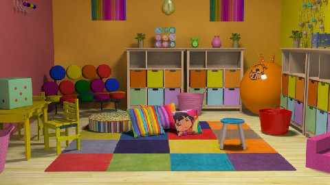 As requested by my Daughter.. - Kids room - by Midnight Mama