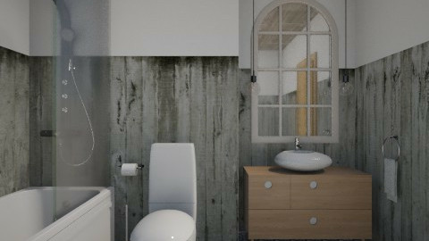 Ashornate Bathroom - Eclectic - Bathroom - by 3rdfloor