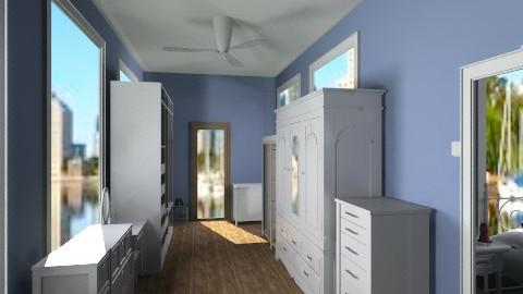 storage space - Bedroom - by skua