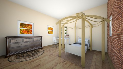 Tumblr Bedroom - Bedroom - by BennLK32