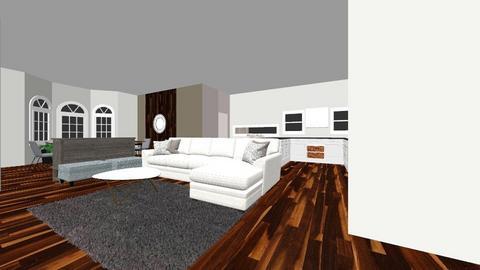 Plants E - Living room - by Niva T