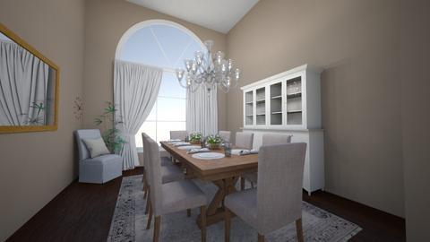 Dining room - Dining room - by starkey77