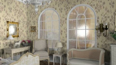 Inspiration_3 - Classic - Bedroom - by milyca8