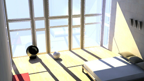 minimalist style bedroom - Minimal - Bedroom - by kitty