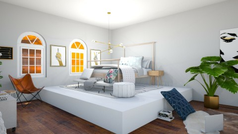 Preppy Teen - Feminine - Bedroom - by love Tully love
