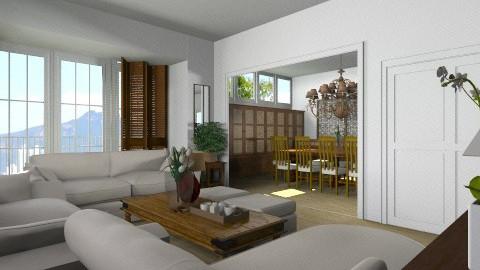 Livingroom001 - Classic - Living room - by Ivana J