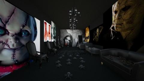Hall of Horrors  - Modern - by InteriorDesigner111