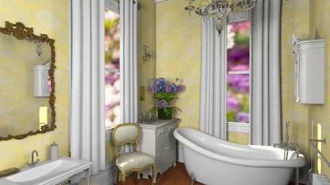 French Country Bathroom 2 - Country - Bathroom - by Devlee
