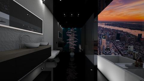 Modern Bathroom - Modern - Bathroom - by FabulousGirl35