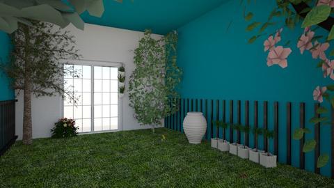 hey is that nature - Garden - by ellta