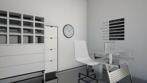 office - Living room - by BellaRose