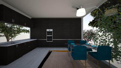 camellia - Modern - Kitchen - by Asia4121