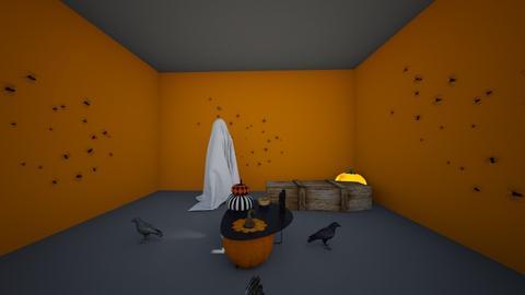 happy halloween - by Maria Jose y alex