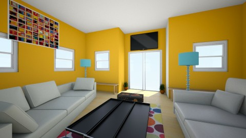 Family Room - by Lily Smith