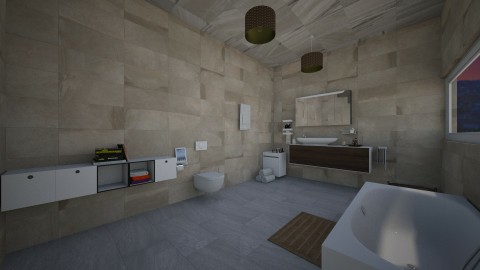 Bathroom Progress - by Ply wood 123