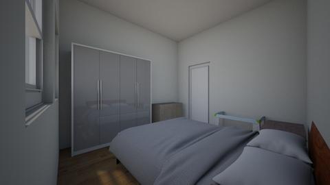 bedroom - Bedroom - by konstantina tabakova
