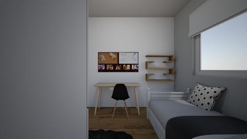 Or Erlich 7 - Kids room - by erlichroni