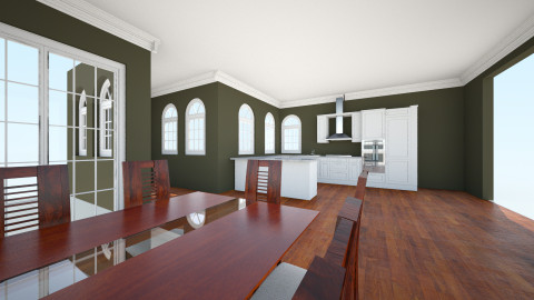 kitchen1 - by Ty Levine