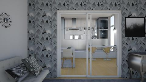 Double Room - Modern - Kitchen - by XiraFizade