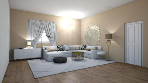 Modern and cozy - Modern - Living room - by Madelaine1207