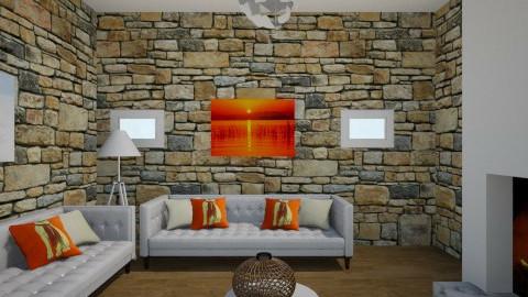 Summer living - Minimal - Living room - by Haroldine