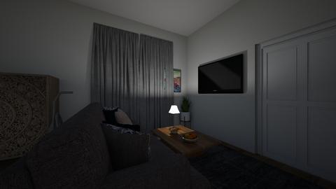 hol - Living room - by aledy