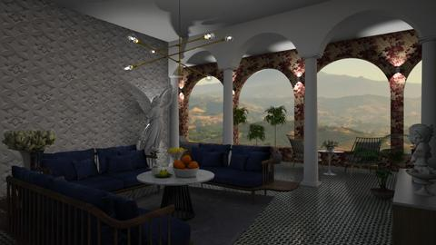 Triclinium - Modern - Dining room - by Annathea
