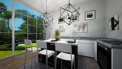 modern kitchen - Modern - Kitchen - by R A I N A