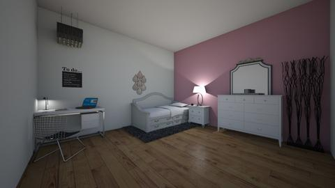 chrissy jestes - Bedroom - by CHRISSYJESTES1