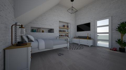 tranquility - Classic - Bedroom - by anninha2213