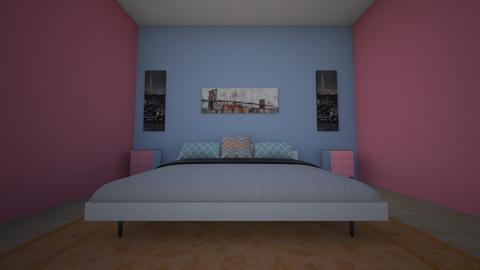 Modern - Modern - Bedroom - by JustusRose